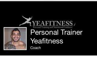 Personal Trainer ( Trainin Guide)
