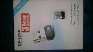 150 Mbps Wireless N Nano usb Adapter