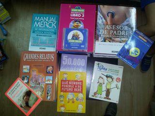 Libros infantiles y para nuevos padres