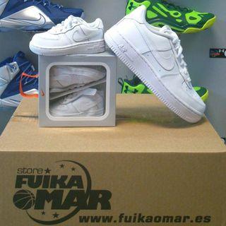 Nike air force one de segunda mano por 40 € en Pontevedra en