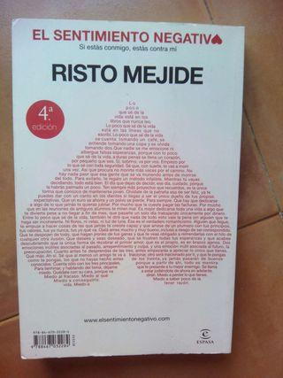 Libro Risto Mejide
