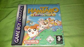 Hamtaro gameboy advance