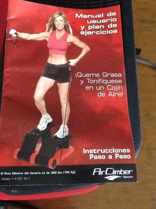 Fitness Air Climber