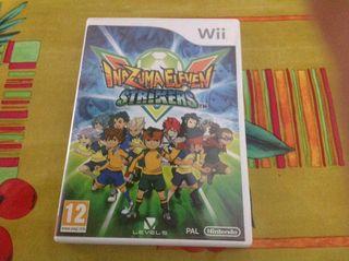 Juego De Wii (Inazuma Eleven Strikers)