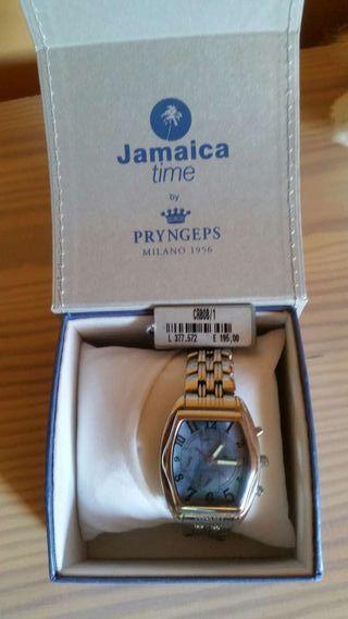Reloj Jamaica time by PRYNGEPS MILANO 1956