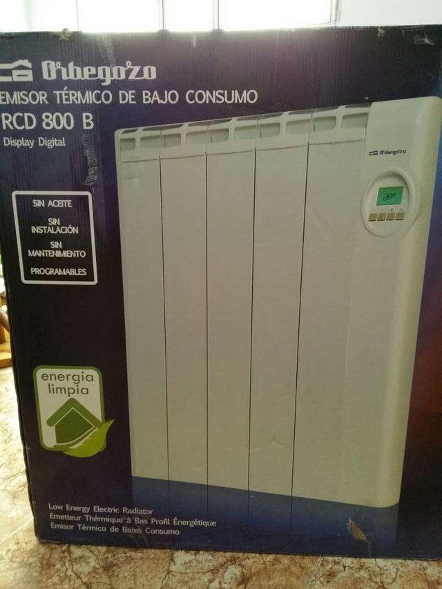 Radiadores de calor azul rcd 800 de segunda mano por 95 - Radiadores de calor azul ...