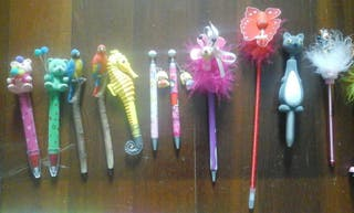Bolígrafos infantiles
