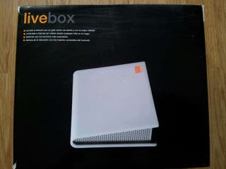 Router Livebox Wifi