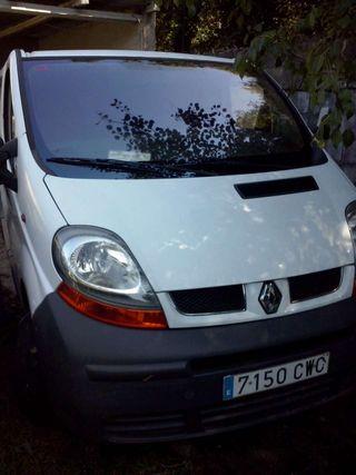 Furgoneta Renault trafic dci (extragrande)