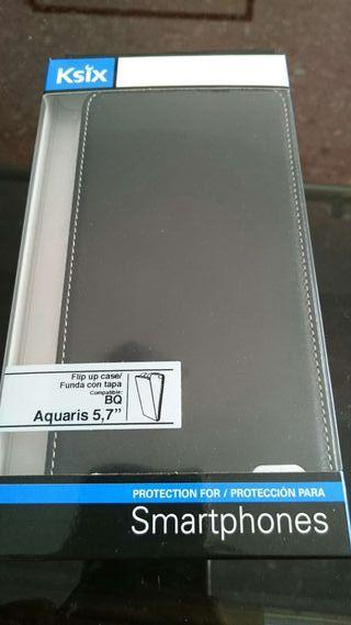 FUNDA BQ Aquaris 5.7