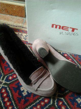 Zapatos 38 MET