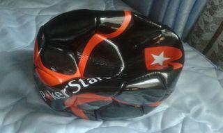 Balón de fútbol Pokerstars