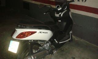 Yamaha xmax sport 125cc