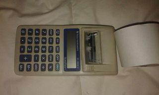 Calculadora antigua.