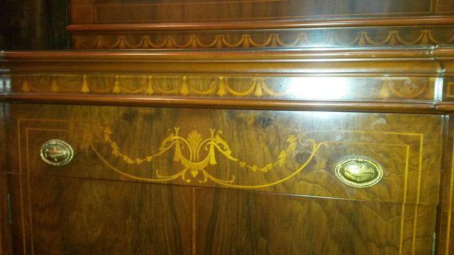 Mueble classico madera