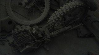 Motor de bultaco frontera 74
