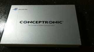 "Disco duro portatil 3,5"" conceptronic 160gb"