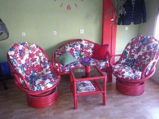 Conjunto de sofas, rebajado de 400 a 350 € !