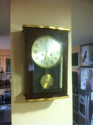 Reloj De Pared A Cuerda