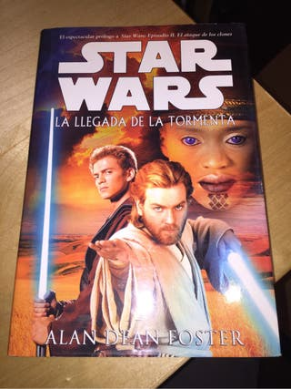 Star Wars - La Llegada De La Tormenta