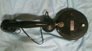 teléfono receptor antiguo