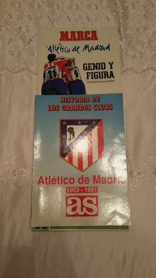Historia Del Atletico De Madrid