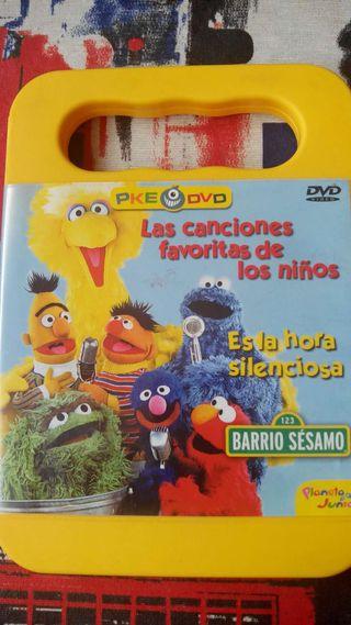 Pack 3 Dvd Barrio Sesamo