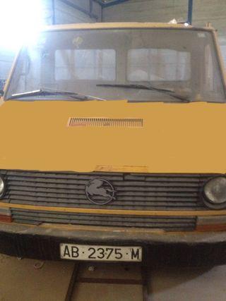 Camion Basculante 3500kg
