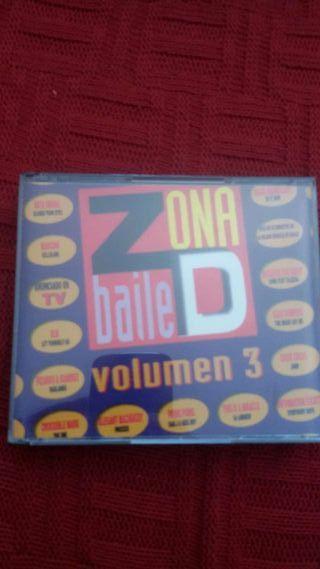 2 Cd....zona de baile....del '92