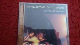 Cd Antonio Orozco...semilla del silencio