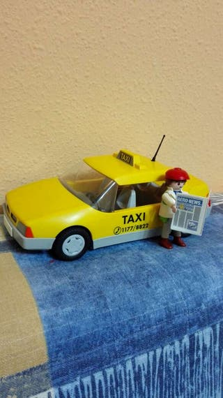 Taxista playmobil