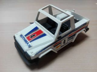 Carroceria STS Scalextric
