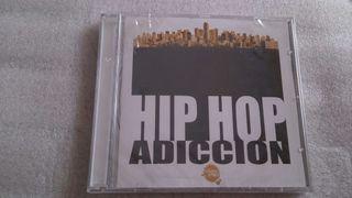 Cd hip hop rap Hip Hop Adicción Volumen Uno