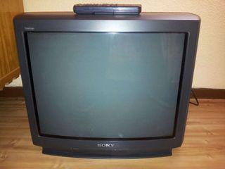 Tv television de culo. De 25 pulgadas.