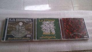 Cd hip hop rap La Etnia