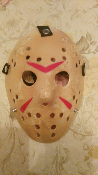 Mascara Jason - viernes 13