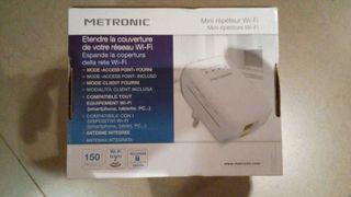 Repetidor Wifi Metronic 150Mb