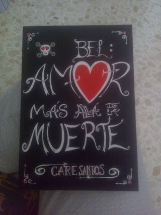 Libro Bel:Amor mas alla de la muerte #URGE