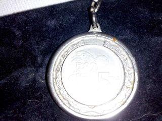 LLAVERO DE PLATA DEL AÑO 1.982