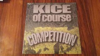 VINILO KICE OF COURSE - COMPETITION - RAP HIP HOP