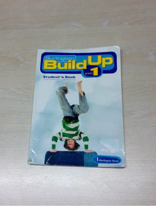 Libro de Ingles 1 ESO Burlington Build Up
