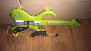 Guitarra eléctrica infantil