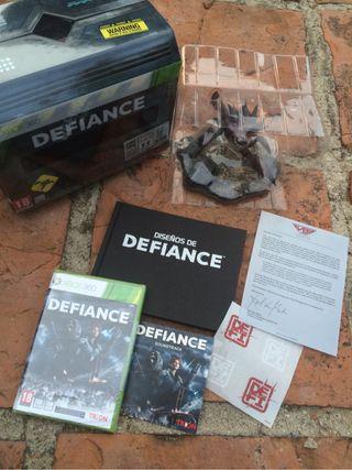 Defiance - Edición Coleccionista para Xbox 360