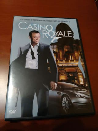 DVD 007 Casino Royale