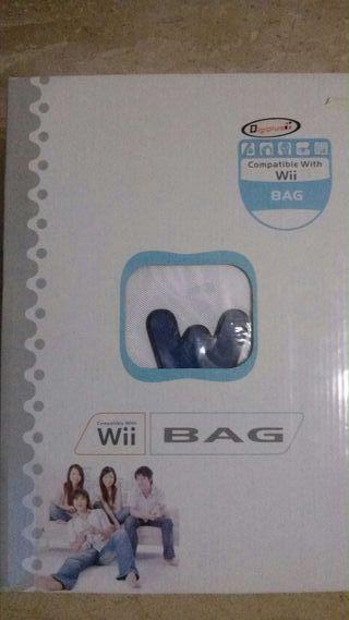 Mochila oficial Nintendo Wii