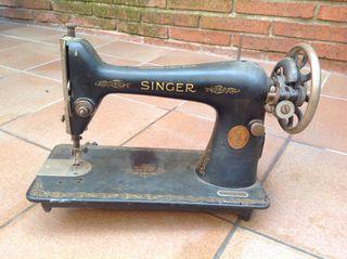Maquina Coser Singer de 1930