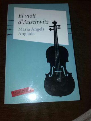 Libro El violí d' Auschwitz