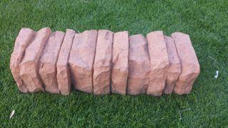 piedra de jardin, 50 unidades sin e