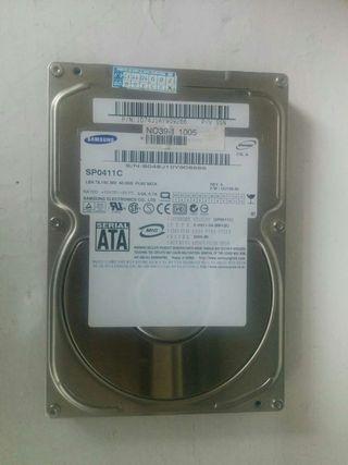 disco duro samsung 40Gb sata
