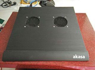 Ventilador para portátil Akasa